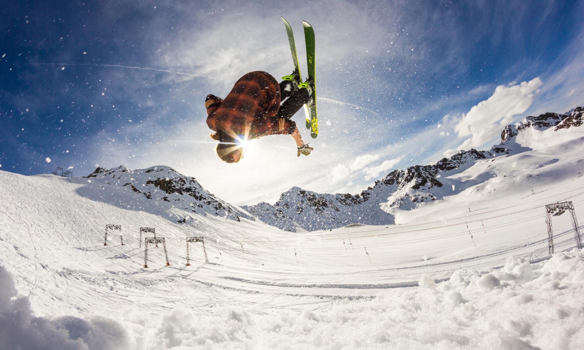 Ekstremni zimski sportovi